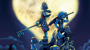 kingdom hearts halloween town background kingdom hearts wallpaper 1366 x 768