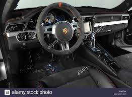 Gt3 Interior April 1 2016 A 2015 Porsche Gt3 With Custom Spoiler And Leather