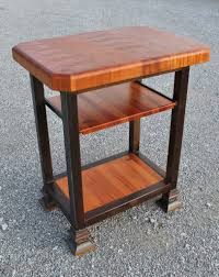 old butcher block coffee table antique butcher block how to island old world butcher block island