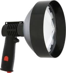 hand held spot light amazon amazon com lightforce handheld spotlight sl170 automotive
