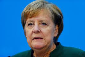 German Cabinet Ministers German Minister U0027s Vote On Weed Killer Should Not Happen Again Merkel