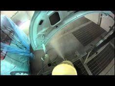 mazda demio repair paint color code 36a satajet 3000b rp