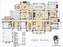 pretty new home floor plans mpton 3 two storey hamptons style home