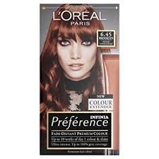 auburn copper hair color preference infinia 6 45 brooklyn intense copper auburn hair dye