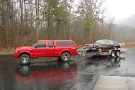towing with ford ranger towing with the ranger what you towed ranger forums