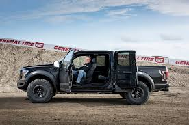 Ford Raptor Model Truck - getting to know the 2017 ford raptor with the man who knows it