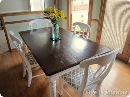 Dining Room Table Refinishing Dining Room Table Refinishing Ideas 15104
