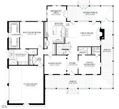 one story home floor plans new country style house plans one story home decor best images on