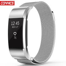 bracelet bands ebay images For fitbit charge 2 bands stainless steel replacement accessory jpg