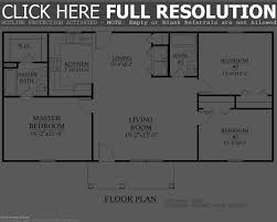 1600 sq ft ranch house plans corglife open floor eplans plan