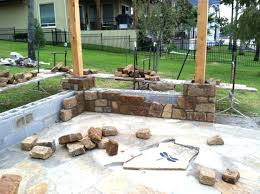 patio ideas patio ideas for backyard with hill design
