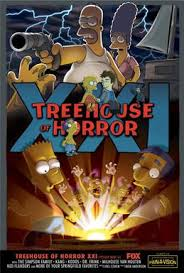 Treehouse Of Horror Online Free - treehouse of horror xxi wikipedia