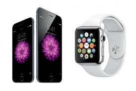 <b>Apple</b> Showcases New Products Including New iPhone 6, iWatch