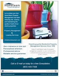 hometeam property management adrian z designs