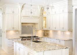 kitchen finished wood kitchen cabinetry majestic white granite