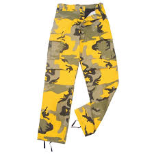 Iowa travel pants images Yellow camo bdu cargo pants pittsburgh pirates steelers wvu iowa jpg