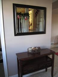 Entryway Table Decor by Interior U0026 Decoration Entryway Table Ideas And Entryway Mirror
