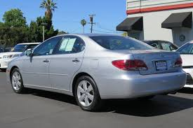 lexus of stevens creek sales pre owned 2005 lexus es 330 es 330 sedan 4dr car in san jose