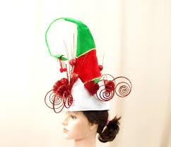 mistletoe hat vintage christmas hat hat mistletoe hat me hat