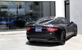 gray maserati 2013 maserati granturismo sport stock 6016a for sale near
