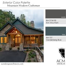 exterior paint color ideas asheville home builders