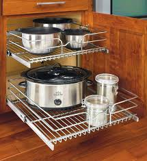 Under Cabinet Shelving by Under Cabinet Organizers Kitchen Set All About Home Design