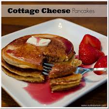 Cottage Cheese Recipes Healthy by Cottage Cheese Pancake Recipe Easy Healthy And Protein Packed