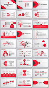 business report template 27 red business report powerpoint template powerpoint templates powerpoint template item details templates video business report