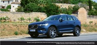 Car Review New Volvo Xc60 Basically Drives Itself U2013 Caribbean