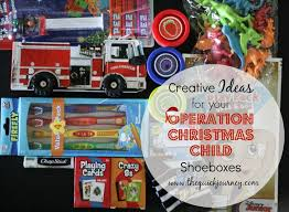 ideas for operation christmas child shoe boxes we love teaching