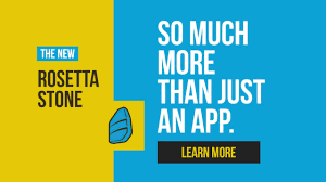 rosetta stone yearly subscription the new rosetta stone is more than just an app youtube