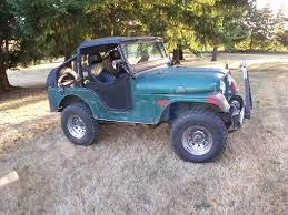 willys jeep lifted 1959 willys cj 5 information and photos momentcar