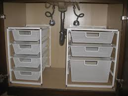Bathroom Storage Units Free Standing Bathroom Under Sink Storage Unit Bathroom Sink Storage Carts