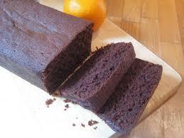 the goddess u0027s kitchen chocolate orange loaf cake