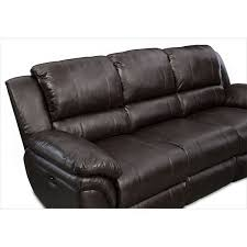 Leather Reclining Sofas And Loveseats by Aldo Power Reclining Sofa Loveseat And Recliner Set Brown