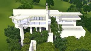 house plans with big windows modern hillside house plans u2013 modern house