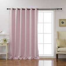 Light Pink Curtains Pink Curtains And Drapes You Ll Wayfair