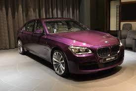 bmw z10 supercar bmw 760li wearing purple and a v12 costs an arm and a leg