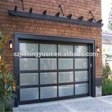 Used Overhead Doors For Sale New Modern Glass Overhead Sectional Used Garage Doors Sale Buy