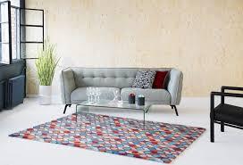 habitat canapé 2 places como canapé 2 places en tissu gris clair habitat prix soldes