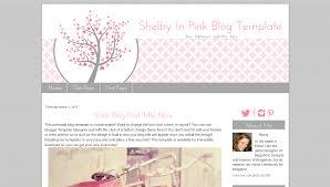 Best Blog Designers Blogger Design Templates Template Design