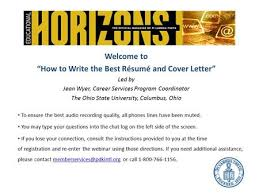 Resumes And Cover Letters The Ohio State University Alumni by Professional Dissertation Methodology Ghostwriters Sites For