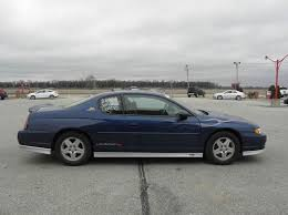 2003 Monte Carlo Ss Interior 2003 Chevrolet Monte Carlo Ss 2dr Coupe In Clear Lake Ia Theilen