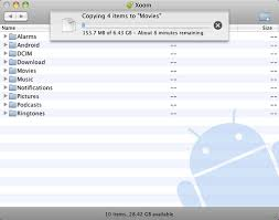 android file transfer for mac how to transfer files between your android tablet and mac