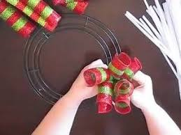 christmas mesh ribbon best 25 christmas mesh wreaths ideas on deco mesh
