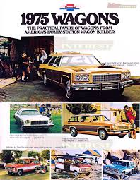 1975 chevy vega autos of interest 1975 chevrolet wagons brochure