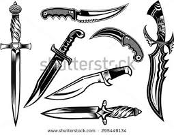 dagger stock images royalty free images vectors