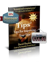 restaurant server training tips tips for improving your tips