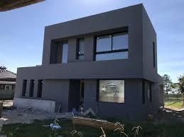 light steel structure villa of contracted style prefab steel
