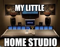 Studio Memes - my little recording studio meme on memegen